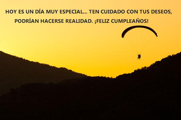 feliz cumpleaños hermano aventurero deseos